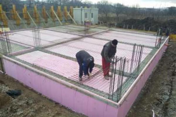Izolare fundatie