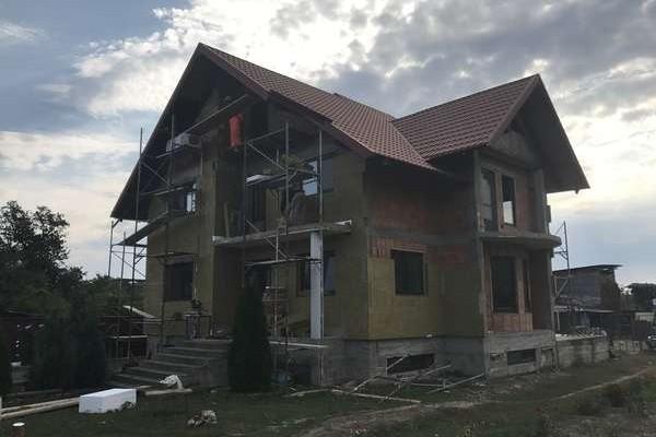 Spate casa izolatie minerala